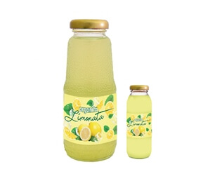 Organita Limonata 1000ml – 250ml Cam