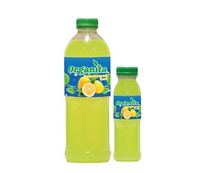 Organita Limonata 1000ml – 250ml Pet