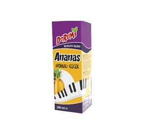 Doremi Pineapple Flavored Drink 200ml Carton