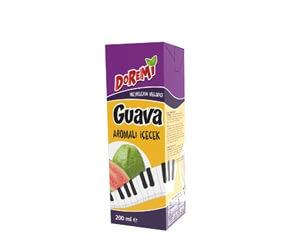 Doremi Guava Flavored Drink 200ml Carton