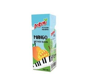 Doremi Mango Meyveli İçecek 200ml Karton