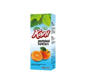 Kani Orange Nectar 200ml Carton