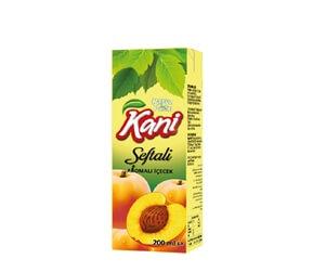 Kani Peach Flavored 200ml Carton