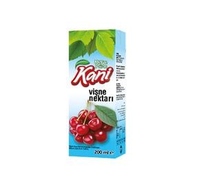Kani Sour Cherry Nectar 200ml Carton