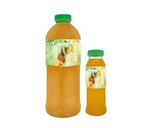Organita Pineapple Fruit Drink 1000ml – 250ml Plastic Bottle
