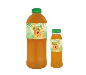 Organita Apricot Fruit Drink 1000ml – 250ml Plastic Bottle