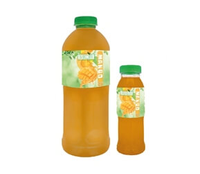 Organita Mango Fruit Drink 1000ml – 250ml Plastic Bottle