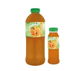 Organita Peach Fruit Drink 1000ml – 250ml Plastic Bottle
