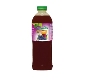 Organita Squash Üzüm 750ml Pet